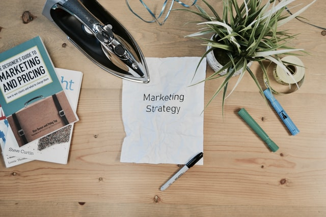 markertingstrategie starter